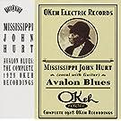 Avalon Blues-Complete 1928 Re