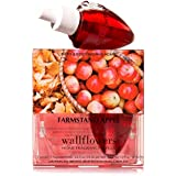 Bath & Body Works Wallflowers Home Fragrance Refill Bulbs Farmstand Apple 2 Pack