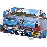 Thomas & Friends - Locomotora motorizada edward (Mattel BML11)