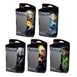 Magic The Gathering C60250000 - Set di 5 mazzi Planeswalker