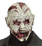 Widmann 00846 - Latexmaske Blutende Zunge Vampir