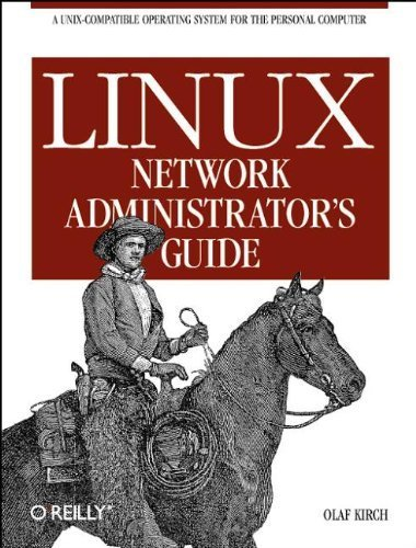 Linux Network Administrator's Guide by Olaf Kirch (1995-01-11) par Olaf Kirch