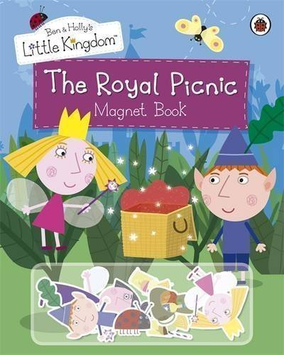 Ben and Holly's Little Kingdom: The Royal Picnic Magnet Book (Ben & Holly's Little Kingdom) of Ladybird on 04 March 2010