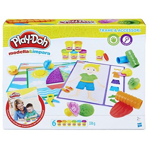 Play-doh - texture e attrezzi