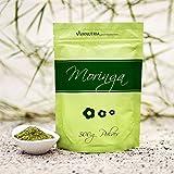 Geovitalis - 500g de Moringa en poudre de qualité allimentaire - 100% pure et sans aditifs