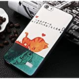Prevoa ® 丨 Huawei G Play Mini Funda - Colorful Silicona Protictive Funda Case para Huawei G Play Mini 5,0 Pulgada Smartphone - 4