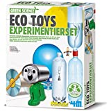 HCM Kinzel 4M 663287 - Green Science - Eco Toys Experimentierset