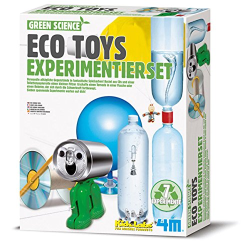 4M 663287 - Green Science - Eco Toys Experimentierset