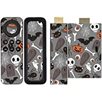 'Disagu SF/SDI 5258 _ 1213 Protective Skins Case Cover For Amazon Fire TV Remote Stick and Clear Halloween – Design 05 preiswert