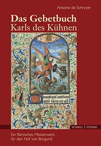 Burgund Grafik (Das Gebetbuch Karls des Kühnen)