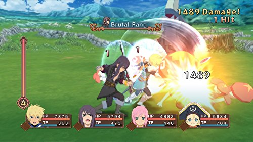Tales Of Vesperia Definitive Edition  galerija