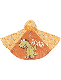 Bugzz Poncho de lluvia niño - Dinosaur Design