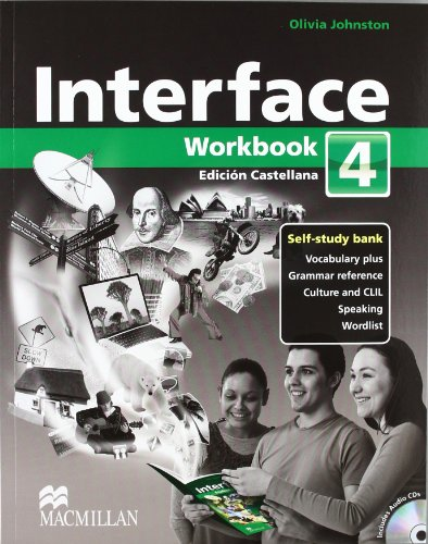 INTERFACE 4 Wb Pk Cast - 9780230413948 por P Reilly