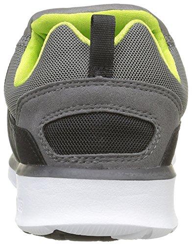 DC HEATHROW M Herren Sneakers Gris (Xskg)