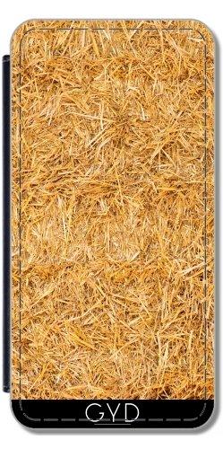 Coque pour Iphone 5/5S - Foin Pressé by Carsten Reisinger Simili-Cuir