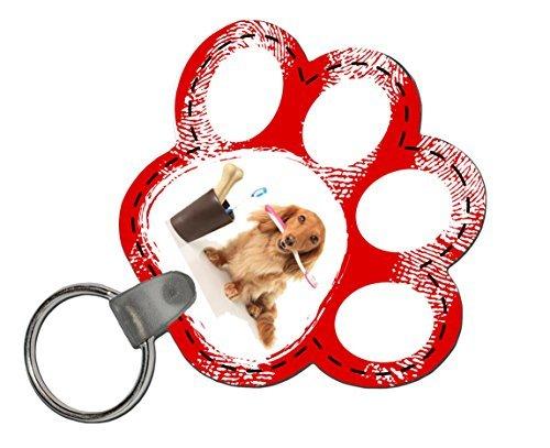 shaped-key-ring-paw-customizable-print-personalized-photo-nome-cat-dog-puppy-pet