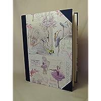 Album foto artigianale 23 x 30 - 30 fogli - serie CARTE VARIE (A)