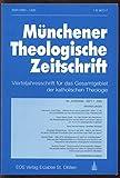 Goethes Mosebild, in: MÜNCHENER THEOLOGISCHE ZEITSCHRIFT, Heft 04/2005.