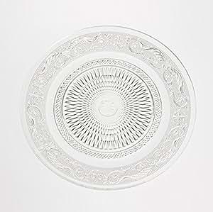TREND'UP - ASSIETTE PLATE NOSTALGIE 25 CM (LOT DE 6)