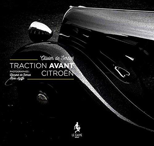 Traction-avant Citroën (1934-1957) par De Serres Olivier