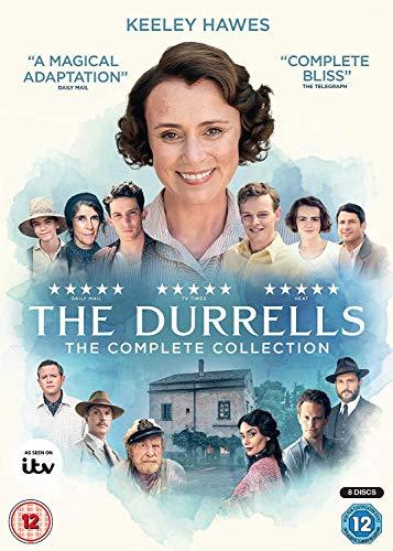 DVD1 - The Durrells Boxset (Series 1-4) (1 DVD)