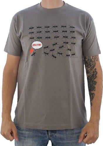 T-shirt Homme / Révolution des fourmis