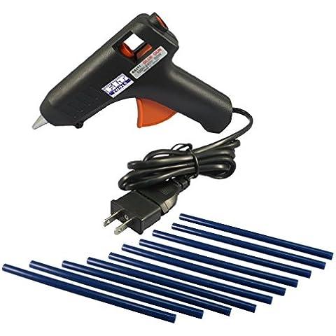 Fit tools 60W Pistola per colla a caldo Stick di colla e Pro per Auto metallo Dent Puller