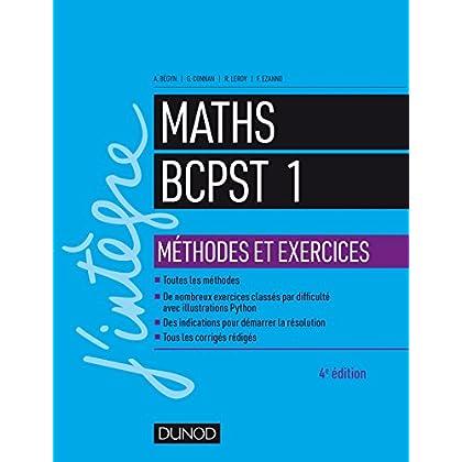 Maths BCPST 1 Méthodes et Exercices