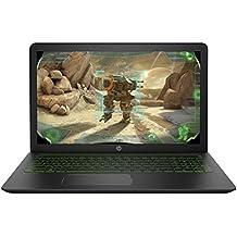 "HP Pavilion Power 15-cb005ng 2.8GHz i7-7700HQ 15.6"" 1920 x 1080Pixel Nero, Verde Computer portatile"