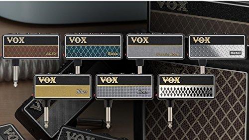 VOX Amplug 2(cavo ap2-ld)–Cuffie amplificatore per chitarra