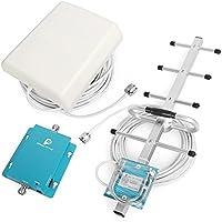 Celular GSM 900MHz Teléfono Móvil de Refuerzo Amplificador de la Señal del Repetidor de Antena