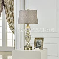 BBSLT Fascia americana colore crystal vaso di vetro lampada da