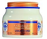 Hammam von I Coloniali - sanftes Körperpeeling mit Ingwer & Zedernholz 200 ml