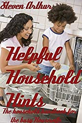 This book is full of time saving hints and suggestions to help you take control of the chores involved in keeping the house clean and organized. There are hints to save you money too. Special thanks to Crystal Dawn for her contributions and encourage...