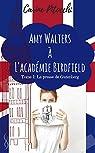 Amy Walters à l'Académie Birdfield, tome 1 : La presse de Gutenberg