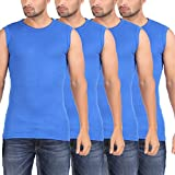 Zippy Men's Sporty Sleeveless Blue Vest ...