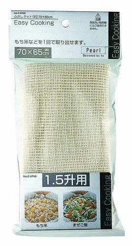 Net (ca.) 70 x 65 cm C-8760 ged?mpft Perle Easy Cooking (Japan Import / Das Paket und das Handbuch werden in Japanisch) (Ca Ged)