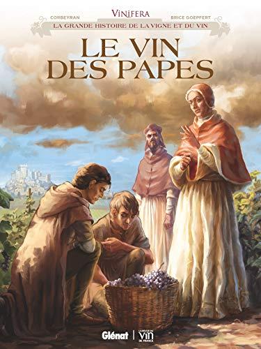 Vinifera - Le Vin des papes par  Corbeyran