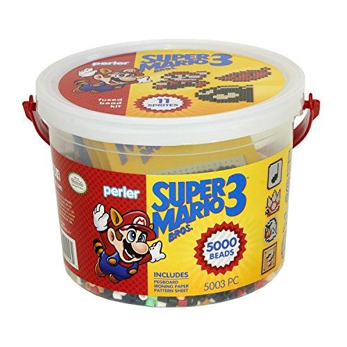 Perler Super Mario Bros. 3perlre 3Activity Bucket