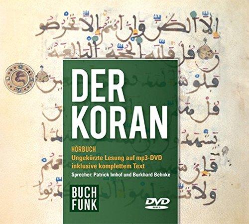 Der Koran - Hörbuch: Ungekürzte Lesung auf mp3-DVD