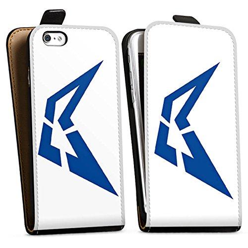 Apple iPhone X Silikon Hülle Case Schutzhülle Visca Barca Fanartikel Merchandise Visca98Barca Youtuber Downflip Tasche schwarz