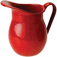 GSI Outdoors Red Graniteware Pitcher, 2 Quart by