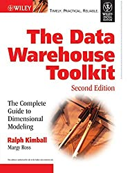 The Data Warehouse Toolkit: The Complete Guide to Dimensional Modeling, 2ed