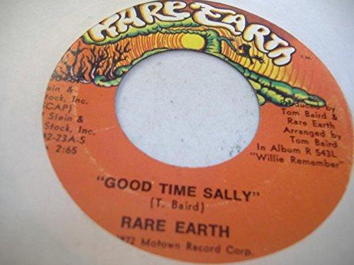 rare-earth-45-rpm-good-time-sally-love-shines-down