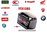 Batería Ytx12-Bs S TRIUMPH SPEED TRIPLE 1050 2005 2006 2007 2008 2009