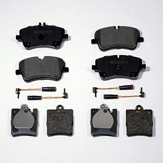 Bremsklötze/Bremsbeläge/Bremsen vorne + hinten