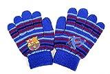 FC Barcelona Handschuhe Trainninghandschuhe Winterhandschuhe Fingerhandschuhe