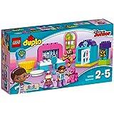 LEGO - 10828 - DUPLO - Jeu de Construction - Les Soins Vétérinaires de Docteur la Peluche