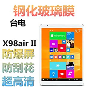 "YHC Tempered Glass Film Screen Protector Pour 9.7"" Teclast X98 Air 3G Tablet"