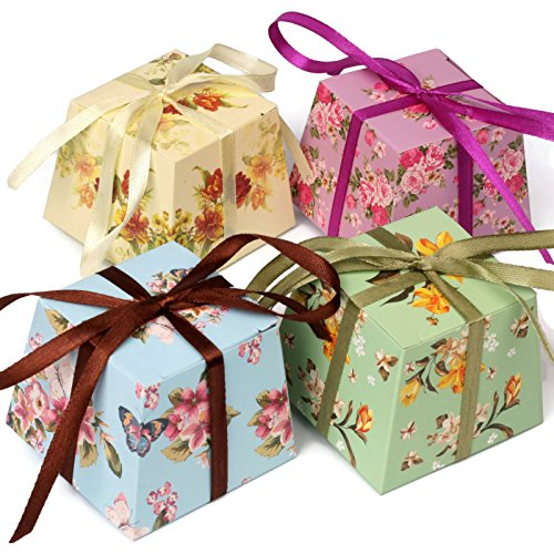 Small Gift For Wedding: Small Boxes For Gifts: Amazon.co.uk